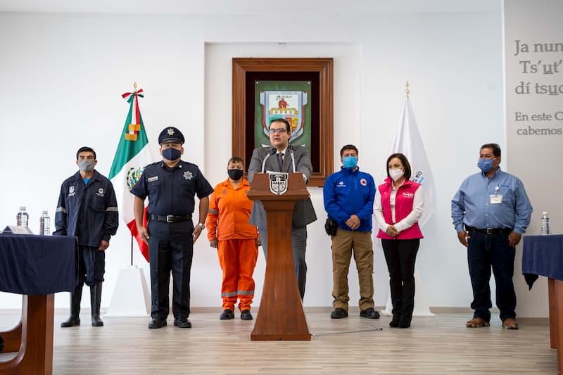 A 5 anos de gestion de Memo Vega el municipio de San Juan del Rio ha mejorado 1