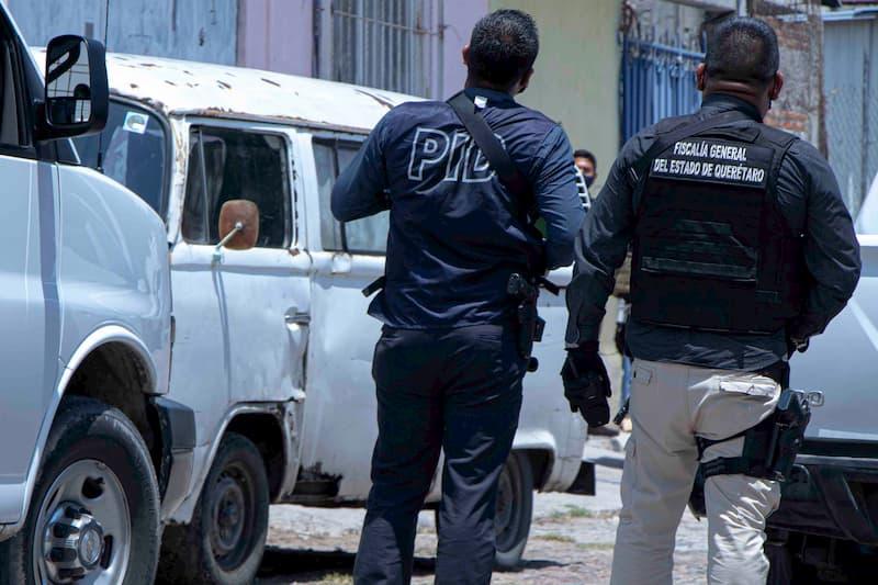 Aseguran a sujeto por feminicidio contra una menor de edad en Tequisquiapan QRO