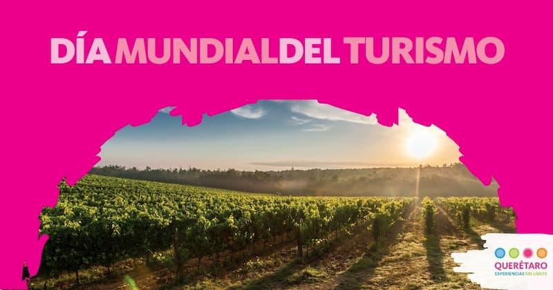 Celebran Día Mundial del Turismo con actividades en redes sociales