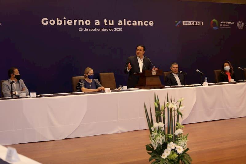 Con honestidad y transparencia, fortalecemos la confianza de los queretanos en su Gobierno Luis Nava (1)