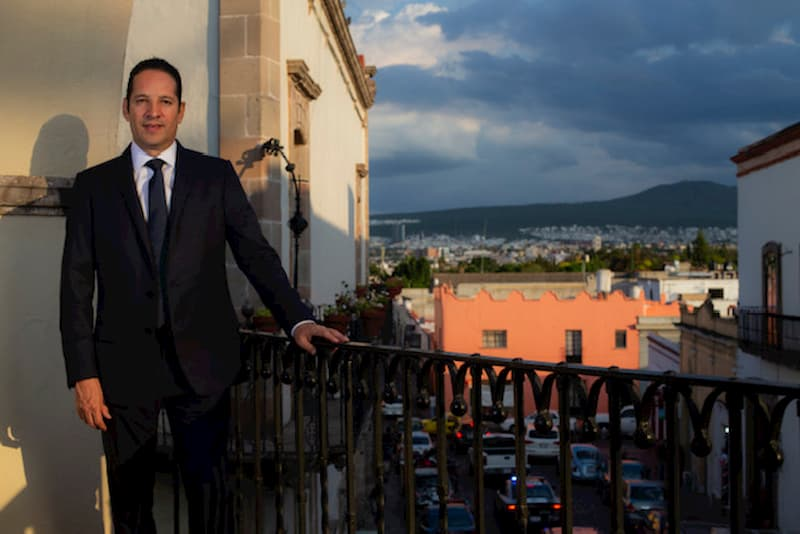 Designan a Pancho Dominguez como co presidente de la Coalicion Under2 para America Latina 1