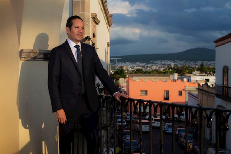 Designan a Pancho Dominguez como co presidente de la Coalicion Under2 para America Latina 2
