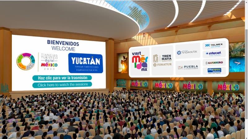 Inicia participacion de Queretaro en Tianguis Turistico Digital 1