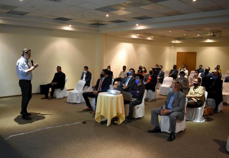 Llama senador Mauricio Kuri González a promover un estado de derecho en el país