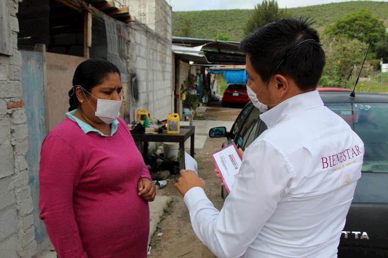 Más de 7 mil beneficiados con el programa de Pensiones para el Bienestar en Querétaro (1)