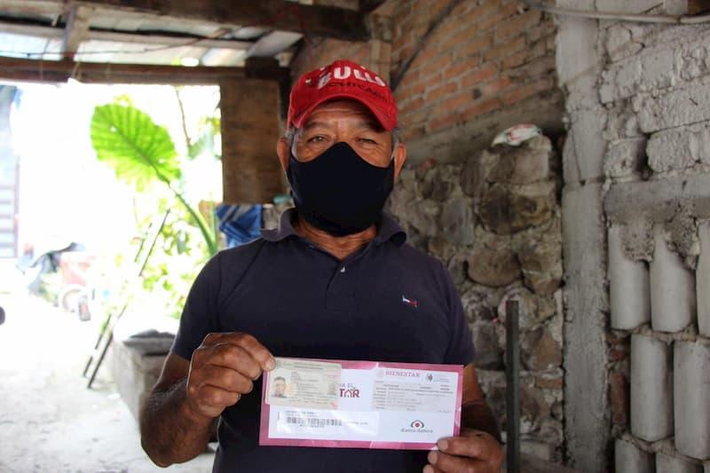 Mas de 7 mil beneficiados con el programa de Pensiones para el Bienestar en Queretaro 2