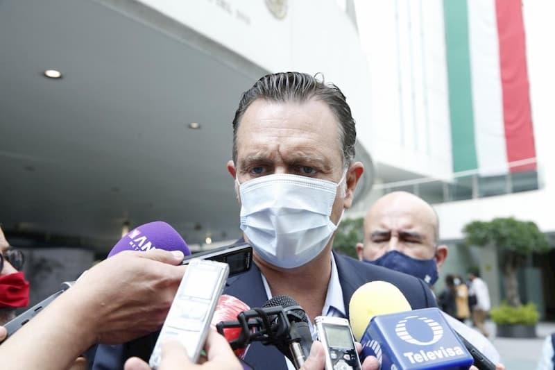 Mauricio Kuri pide consulta popular para apoyo económico a los mexicanos