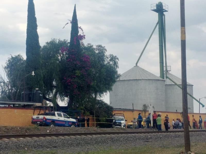 Se intoxican en pozo y mueren 3 trabajadores en La Valla, Querétaro