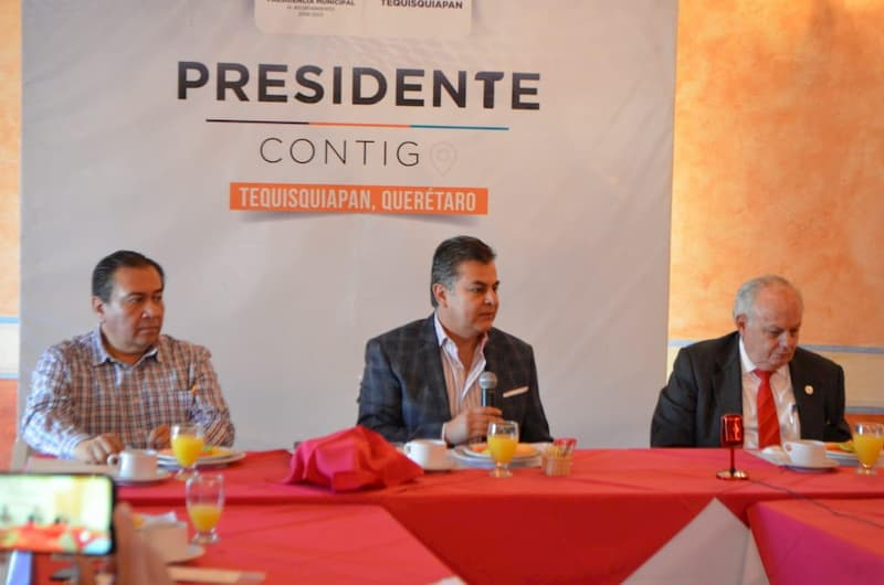 Otorgarán notarios de Querétaro apoyo social del 30% a Tequisquiapan
