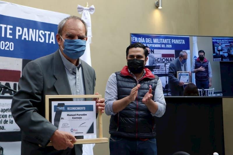PAN Queretaro celebra 1er Dia del Militante Panista