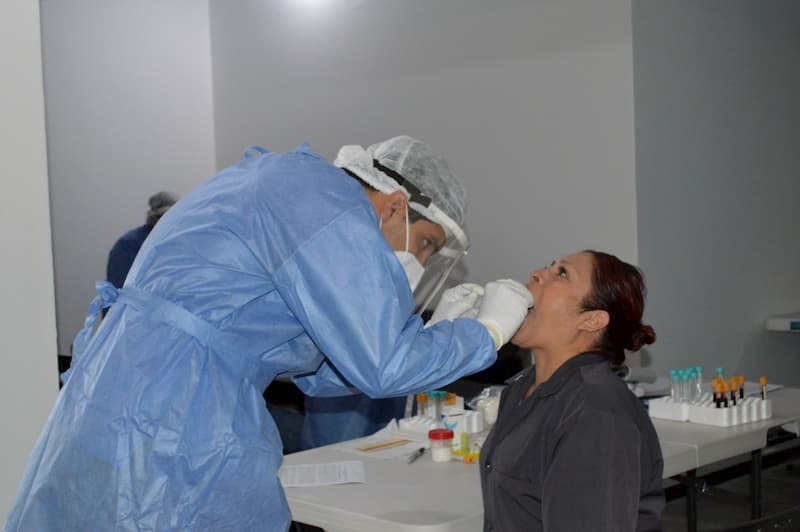 Querétaro cuenta con mas de 8 mil casos de COVID-19