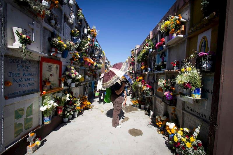 Anuncian campaña de Exhumación y Cremación en Santiago de Querétaro
