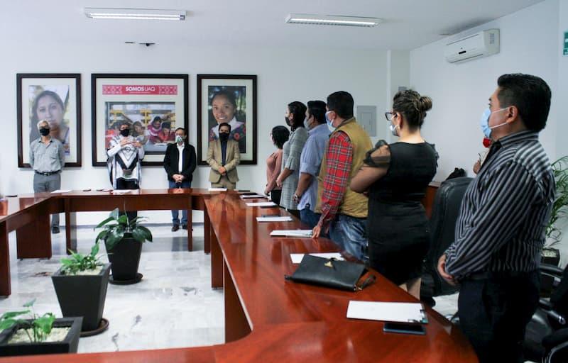 Rectora de la UAQ toma protesta a nuevos miembros del Consejo Ciudadano del SURTC11