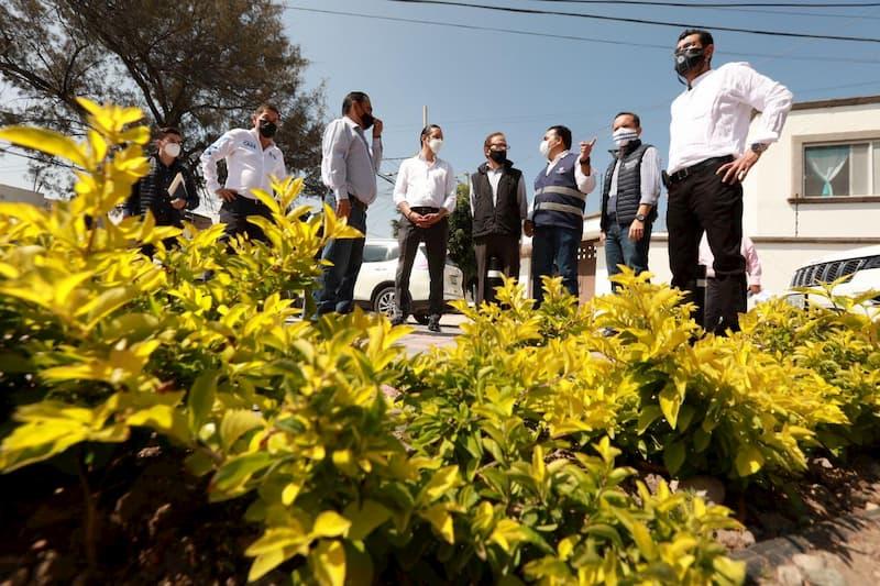 Refrenda Luis Nava su compromiso con la seguridad del Municipio de Queretaro 1