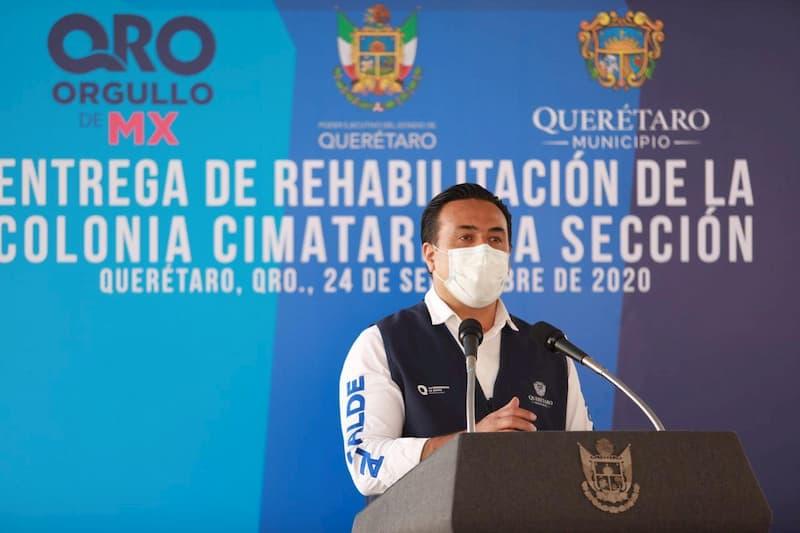 Refrenda Luis Nava su compromiso con la seguridad del Municipio de Queretaro 3