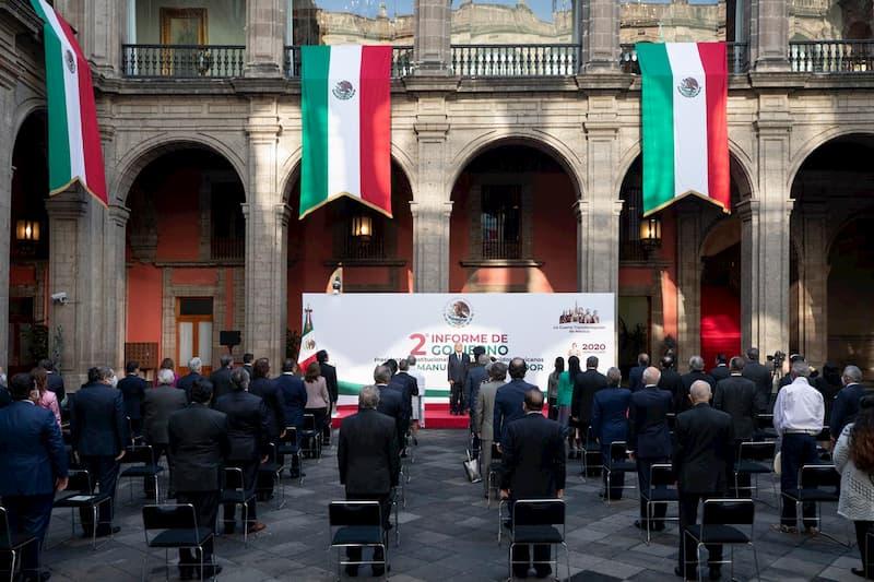 Segundo Informe de Gobierno AMLO destaca 95 compromisos cumplidos 2