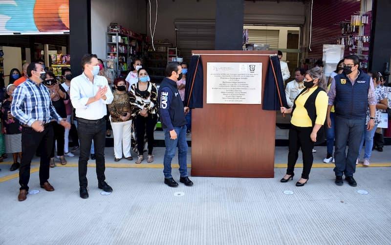 Senador Mauricio Kuri avala acciones de gobernador Dominguez y alcalde Vega para San Juan del Rio 2