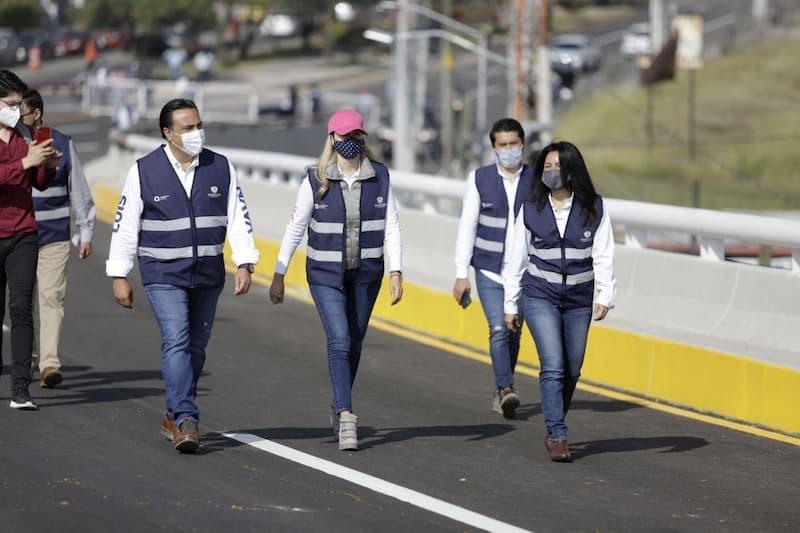 Viaducto Poniente se abrira a la circulacion la proxima semana Luis Nava 1
