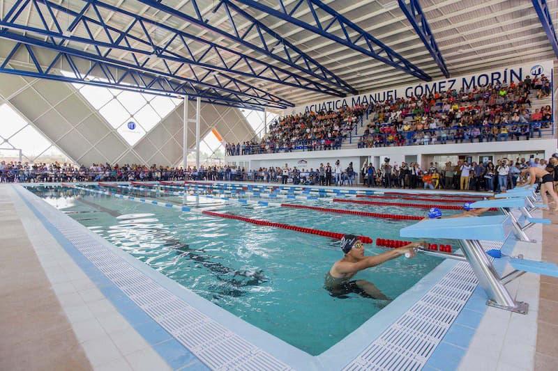 Abren Centros Deportivos de San Juan del Río, a partir del 7 de octubre