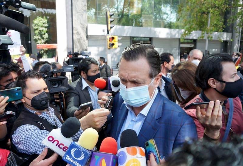Mauricio Kuri afirma que sí hay de otra para evitar el grave error que cometió Morena