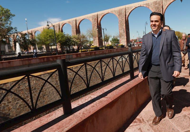 Alcalde Queretaro Luis Nava participo en reunion de Ciudades Patrimonio Mundial