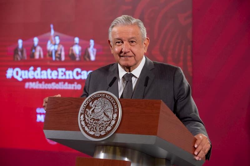 Presidente anunció despliegue de 5 mil elementos y activación del Plan DN-III-E por huracán Delta
