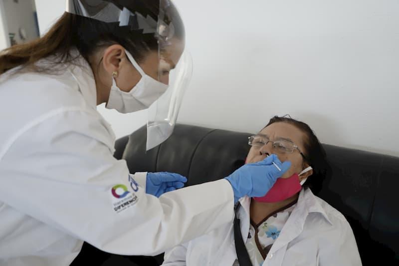 Aplica Municipio de Querétaro 3 mil 954 pruebas gratuitas de Detección de COVID-19