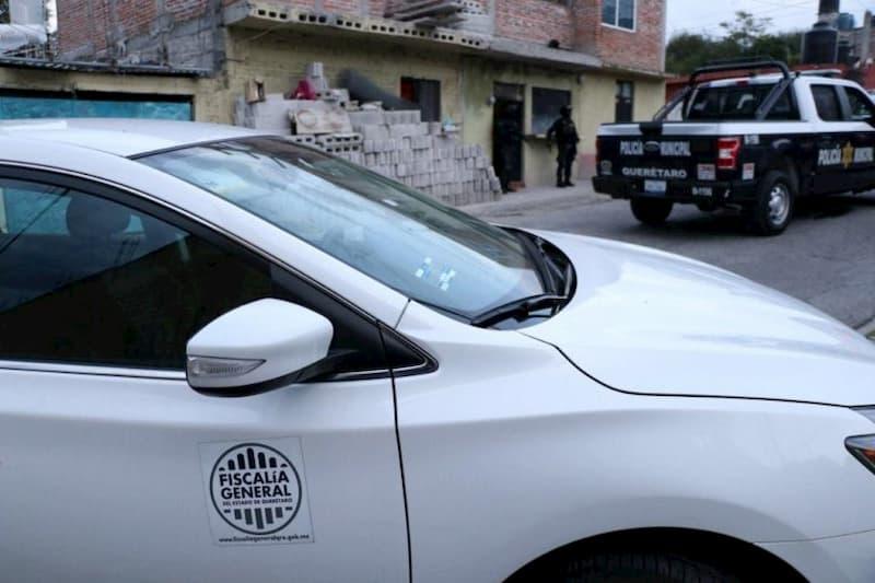 Detienen a 10 sujetos con 1800 dosis de droga en Querétar
