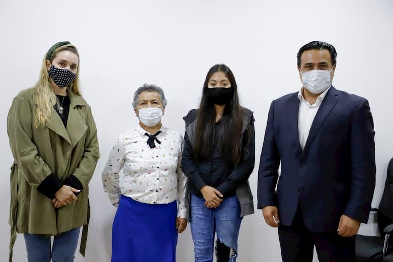 """Habrá nueva convocatoria para el programa """"Con Ellas, Hacemos la Diferencia"""" Luis Nava"""