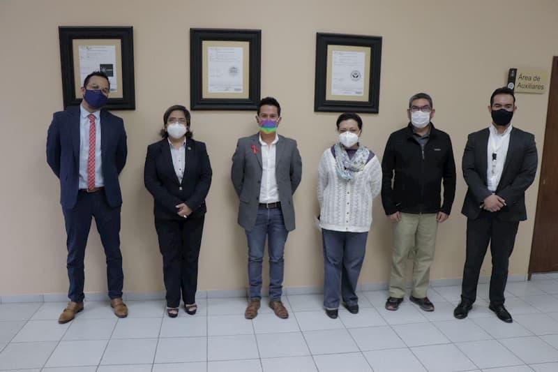 Fiscalía de Querétaro y CNDH sostienen reunión de trabajo