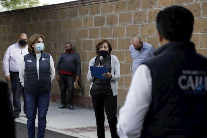 Luis Nava entrega rehabilitación de parque lineal de Lomas de Querétaro