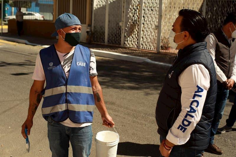 Ocupación Temporal, apoyo para 2 mil familias en esta contingencia por el COVID-19 Luis Nava