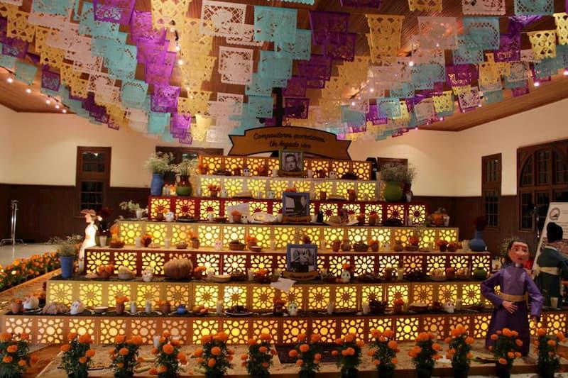 Presentan la programación de la Celebración Día de Muertos en el municipio de Querétaro