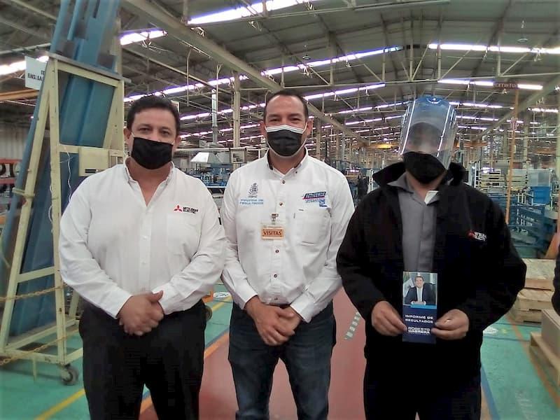 SJR sera polo de desarrollo industrial y tecnologico Roberto Cabrera 2