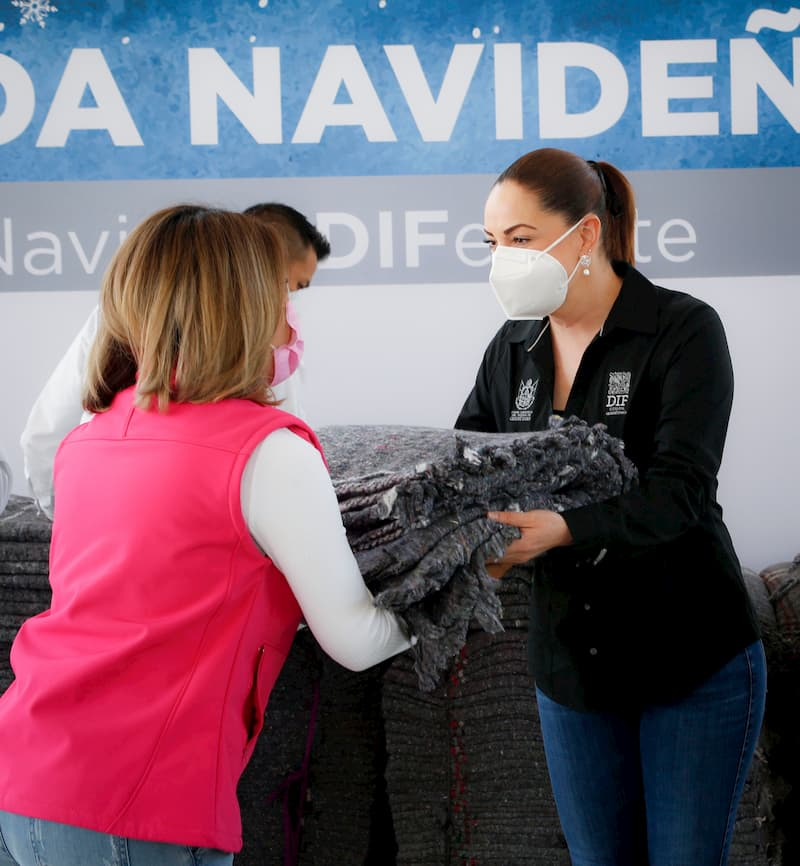 DIF Estatal continúa abrigando a familias queretanas en esta época invernal