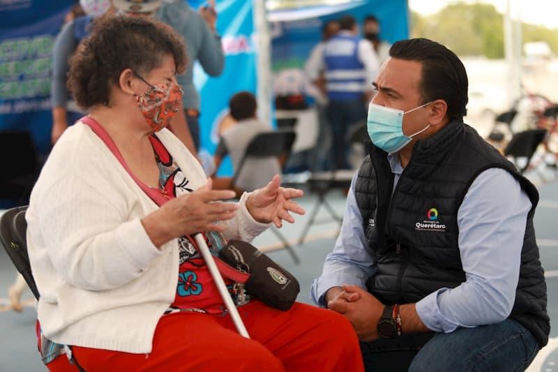 Fortalece Municipio de Querétaro acciones en contra de la violencia hacia las mujeres