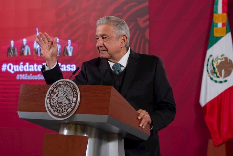México mantiene cooperación con Estados Unidos, asegura presidente Andrés Manuel