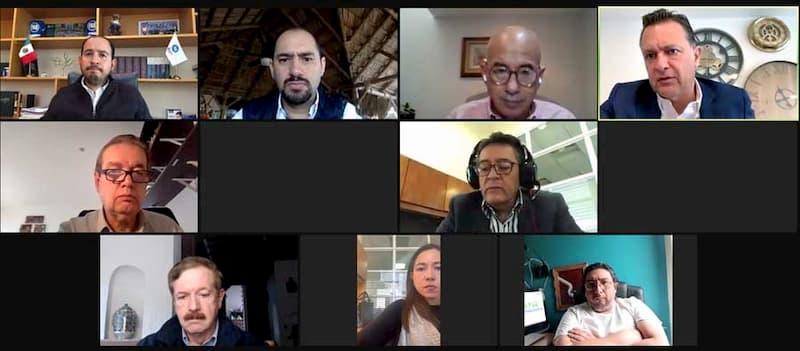 Senadores panistas emprenden Jornada Nacional de luto por los fallecimientos a causa del COVID-19