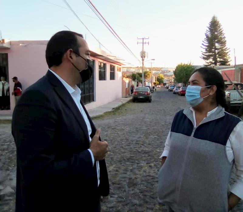 Diputado Roberto Cabrera reconoce programas de apoyo a contribuyentes en San Juan del Río