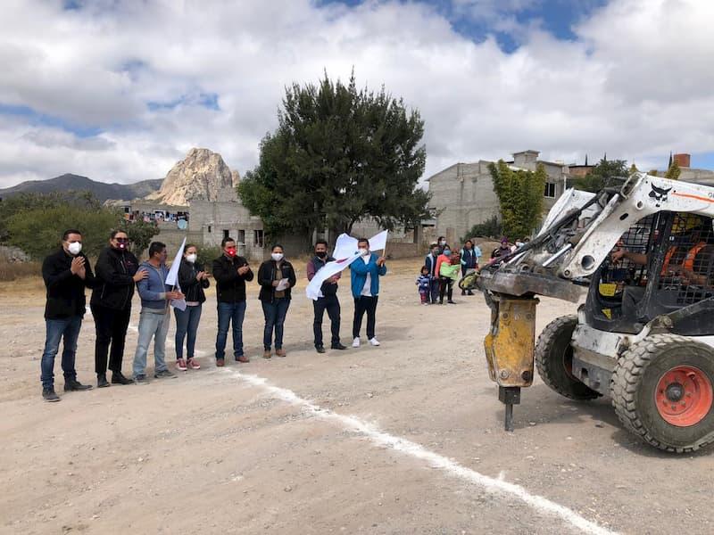 Se contará con andador turístico en Barrio Nuevo, delegación Bernal, Ezequiel Montes