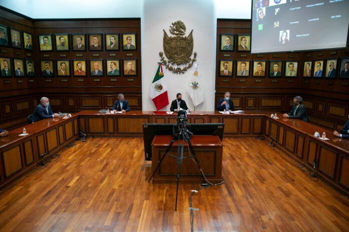 Anuncia Gobernador creación de 400 nuevos empleos con la llegada de la empresa Malasa Mex Contract