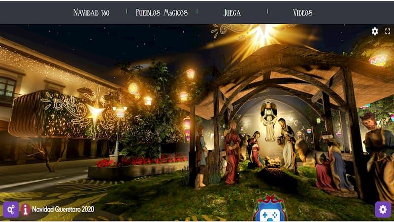Autoridades presentan el Festival Digital, Destellos de Navidad