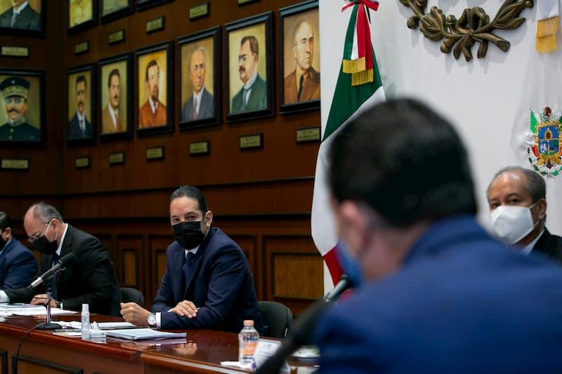 Con participación ciudadana Querétaro será epicentro de justicia en el país Gobernador