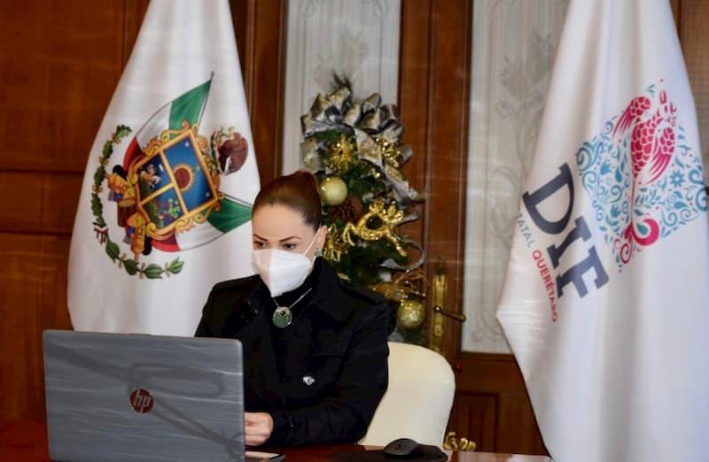 DIF Estatal Querétaro participó en 2ª Feria de la Inclusión 2020 Superando Barreras
