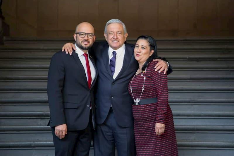 Dos años de potencializar la grandeza de México; Diputado Jorge Luis Montes Nieves
