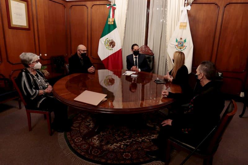 Entrega Gobernador de Querétaro el Premio Estatal de Cultura 2020