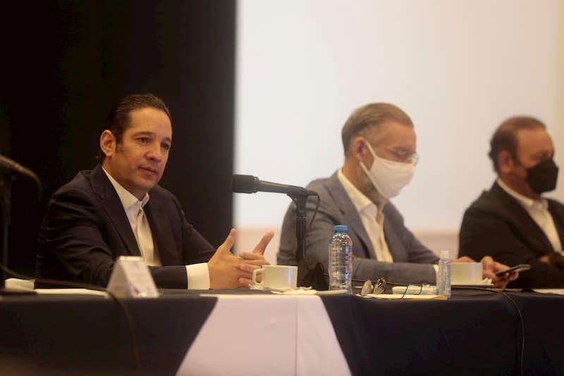 Gobernador convoca a líderes empresariales a replicar el llamado de la responsabilidad ciudadana