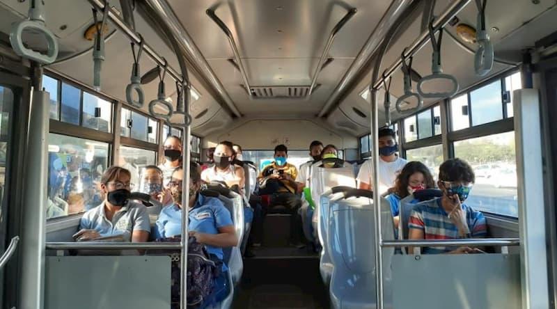 IQT refuerza acciones en transporte público y especializado para prevenir contagios por COVID-19
