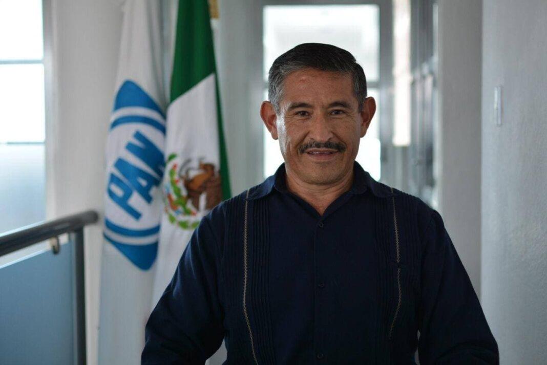 PAN Querétaro lámenta la pérdida de Erasmo García y reconoce su labor como tesorero en el CDE