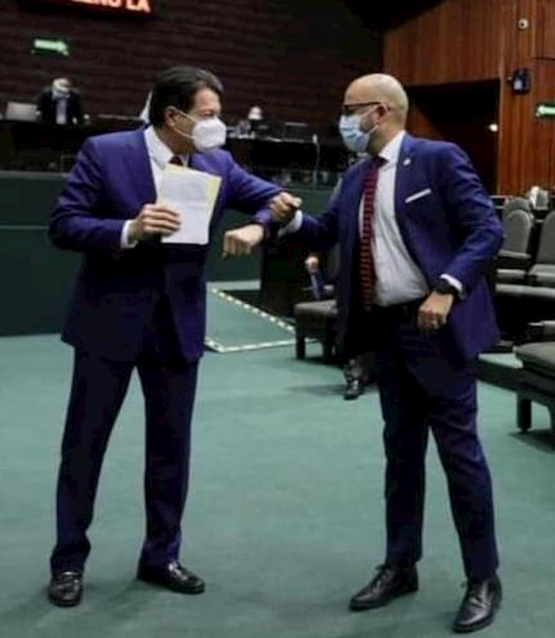Promiscua la alianza Va por México Diputado Jorge Luis Montes